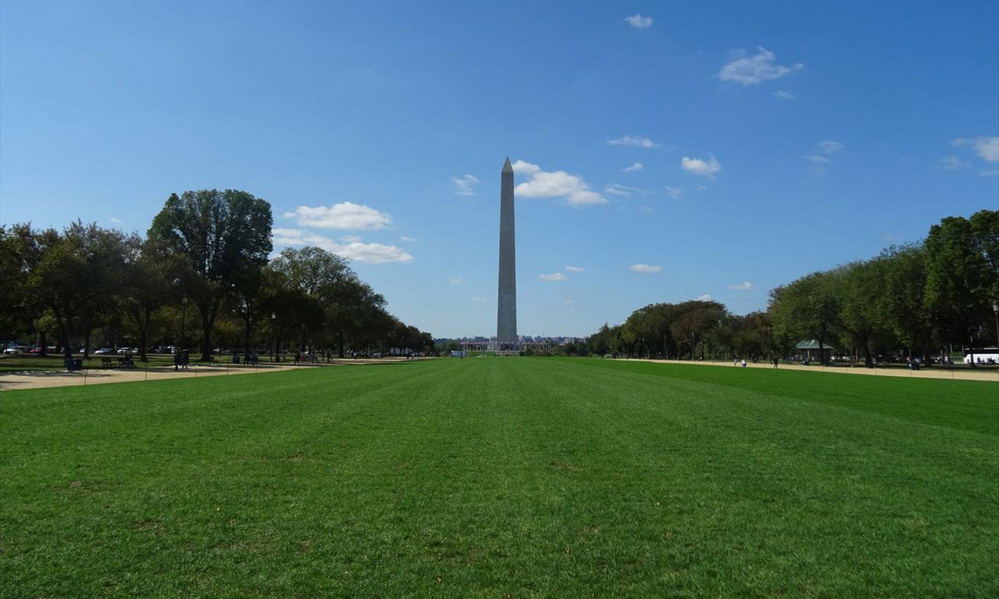 ワシントンへ行こう!